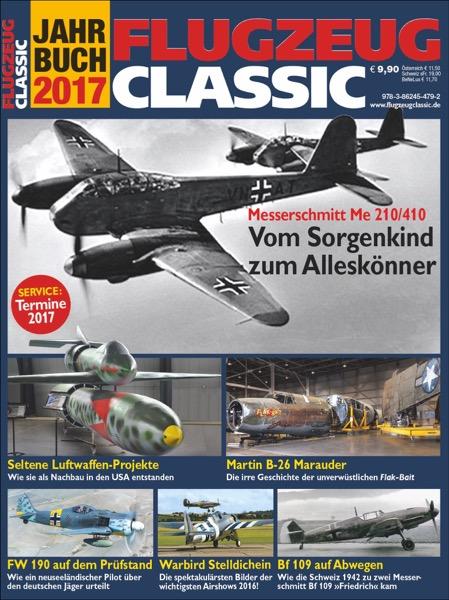 FLUGZEUG CLASSIC Jahrbuch 2017