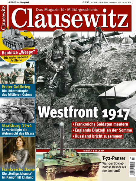 clausewitz-magazin.de