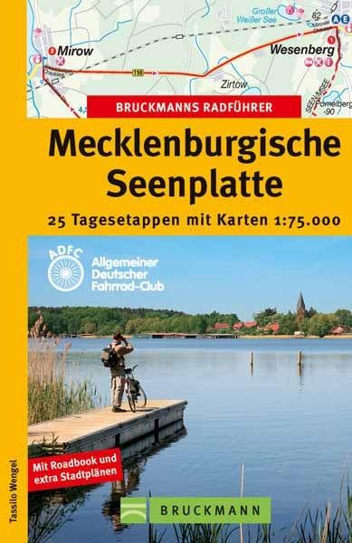Bruckmanns Radführer Mecklenburgische Seenplatte