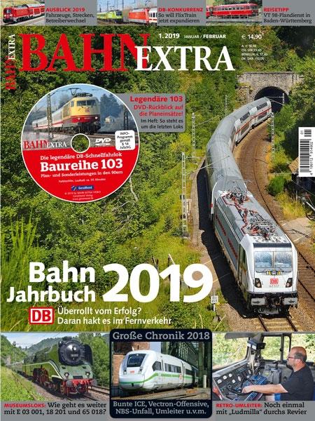 Bahn Extra 01/19