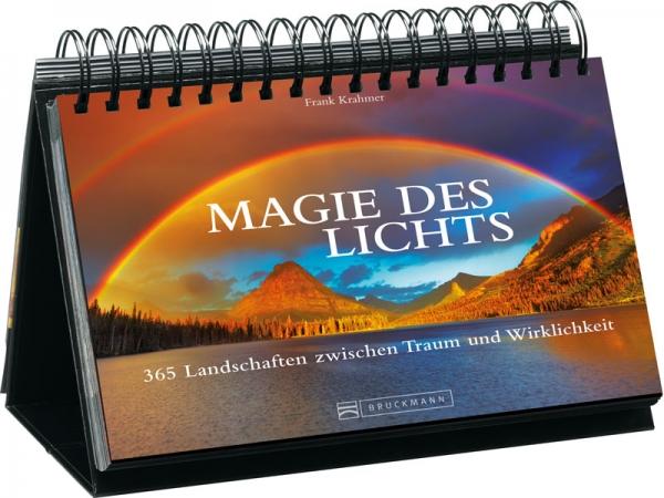 Tischaufsteller – Magie des Lichts