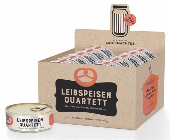 Leibspeisen-Quartett