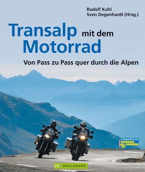 Transalp mit dem Motorrad