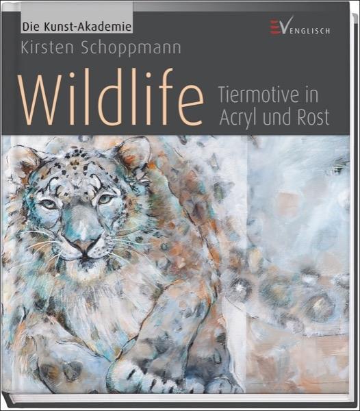 Wildlife - Tiermotive in Acryl und Rost