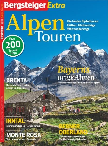 BERGSTEIGER Extra: Alpentouren