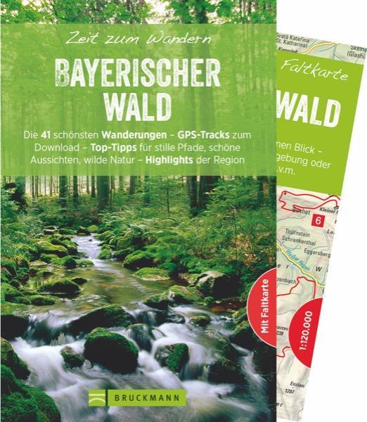 Zeit zum Wandern Bayerischer Wald