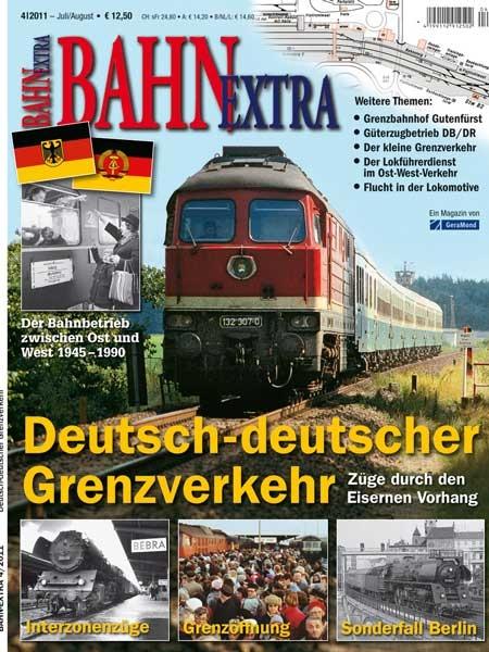 BAHN EXTRA 04/11