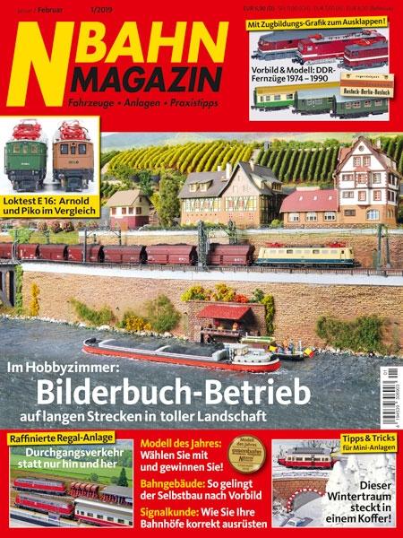 N-Bahn Magazin 01/19