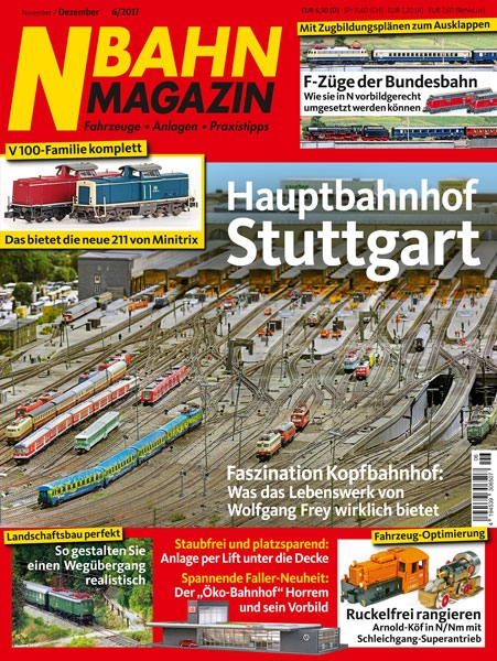 N-Bahn Magazin 06/17