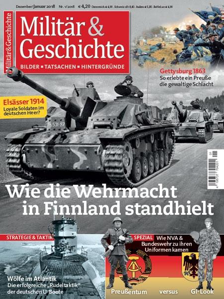 Militär & Geschichte 01/18