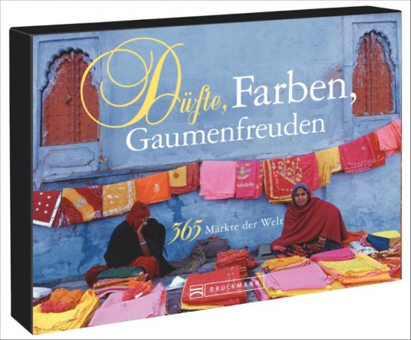 Tischaufsteller – Düfte, Farben, Gaumenfreuden