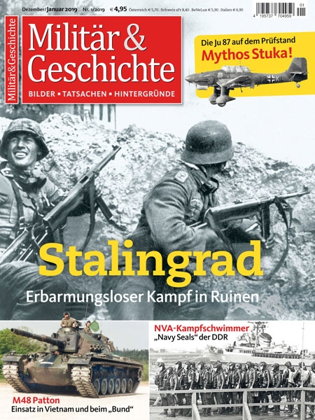 Militär & Geschichte 01/19