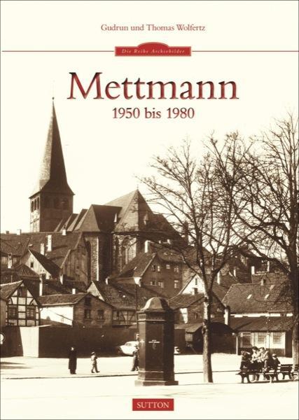 Mettmann 1950 bis 1980