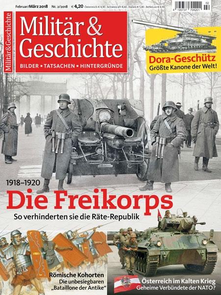 Militär & Geschichte 02/18