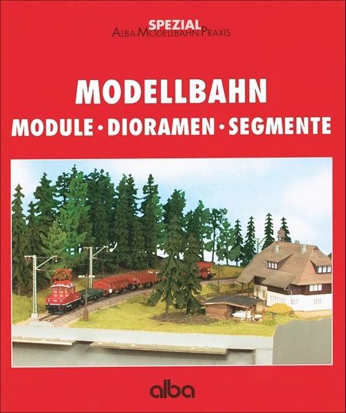 Modellbahn - Module, Dioramen, Segmente