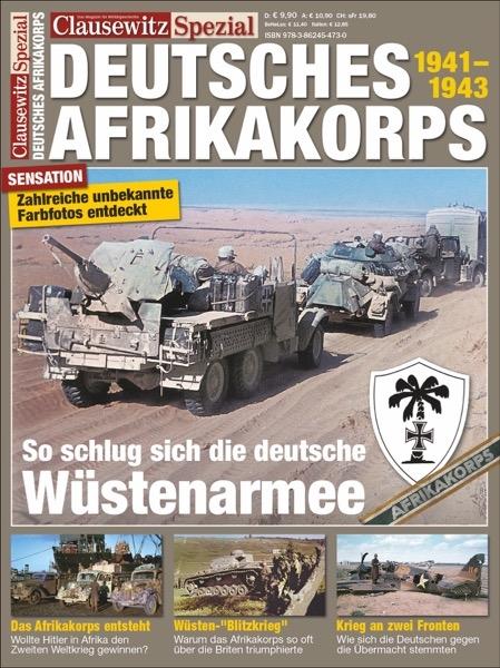 Das Deutsche Afrikakorps