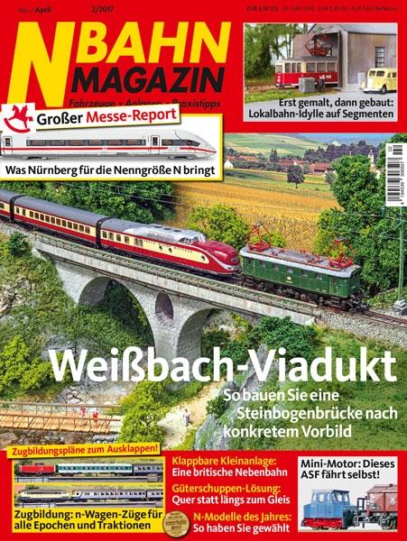 N-Bahn Magazin 02/17