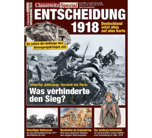 Entscheidung 1918